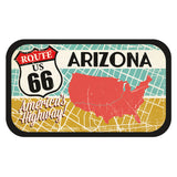 Route 66 Map Arizona - 1290S