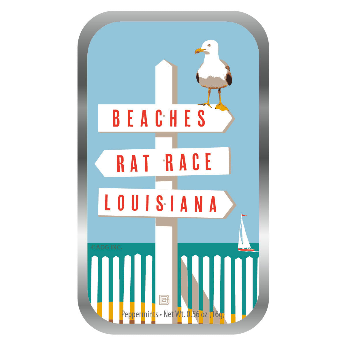 Rat Race Louisiana - 1294A