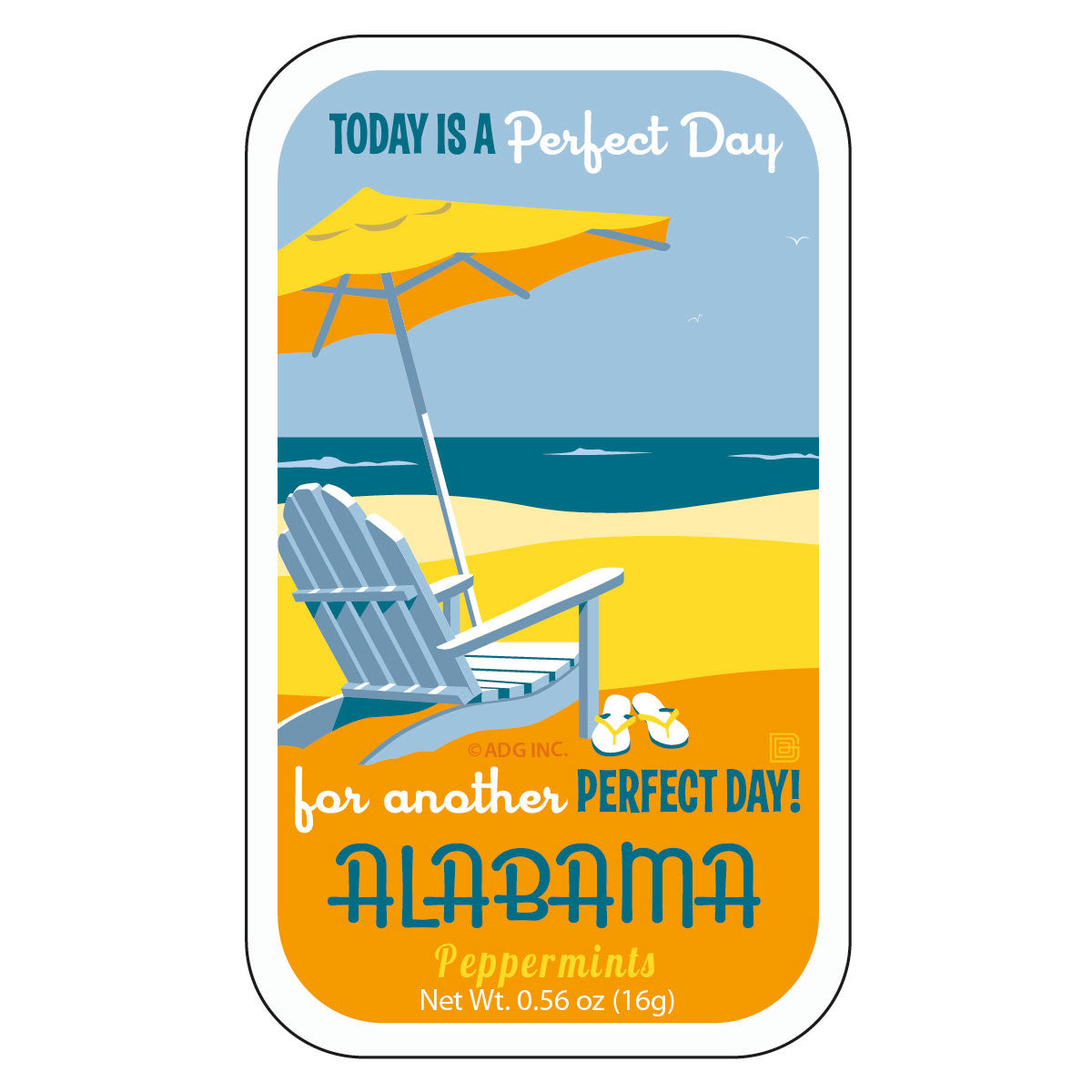 Perfect Day Alabama - 1296A