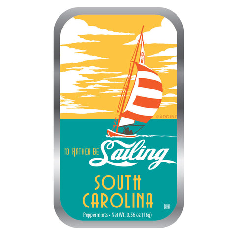 Sailing South Carolina - 1297A