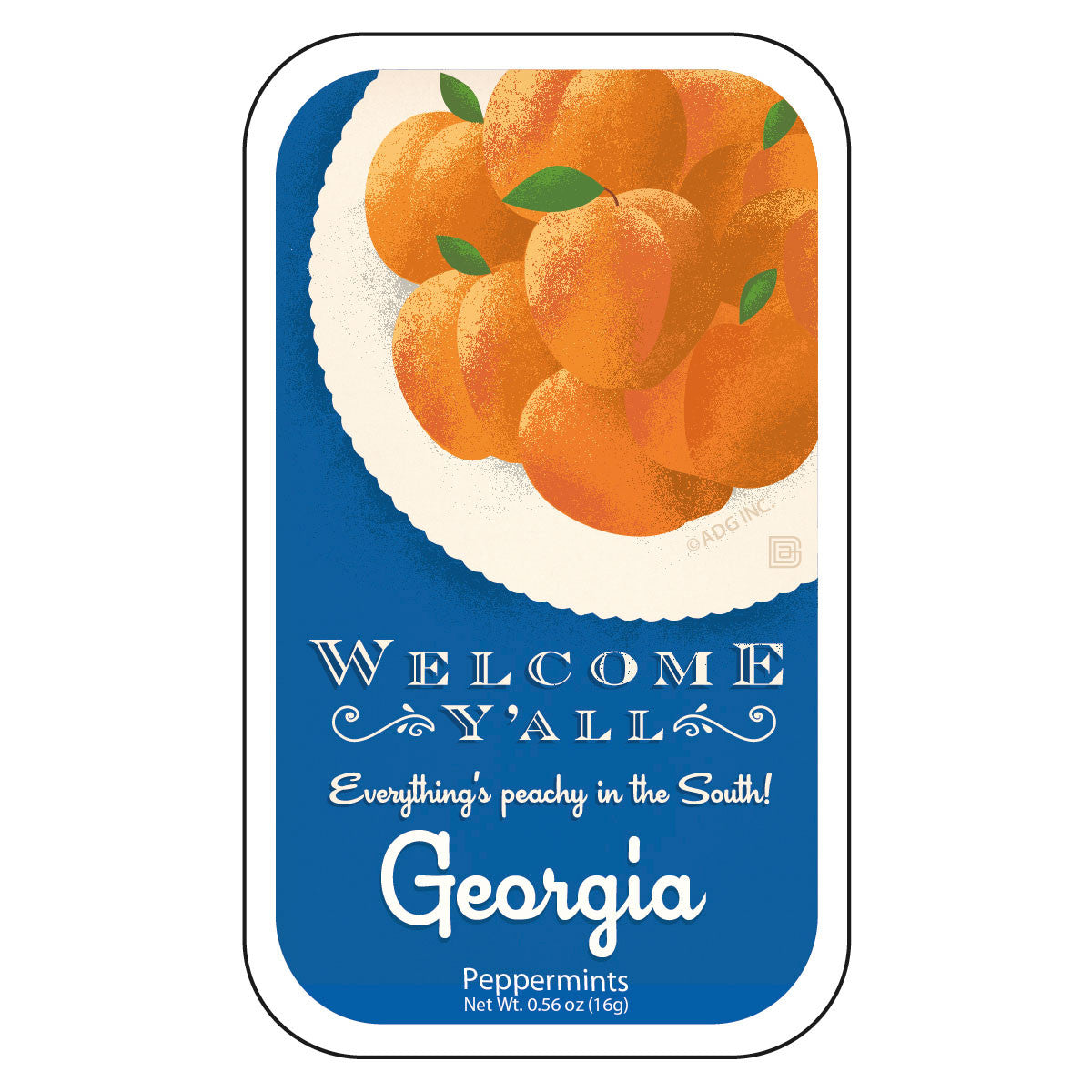Peachy Georgia - 1299A
