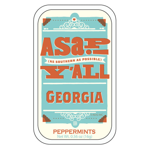 ASAP Y'All Georgia - 1338A