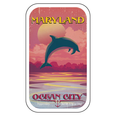 Dolphin Sunset Maryland - 1508S