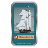 Tall Ship Massachusetts - 1540S