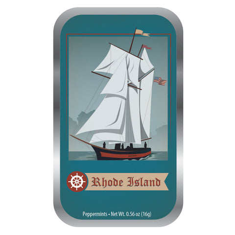 Tall Ship Rhode Island - 1540S