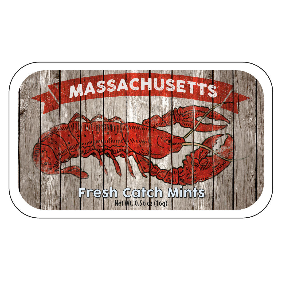 Old Lobster Massachusetts - 1548S