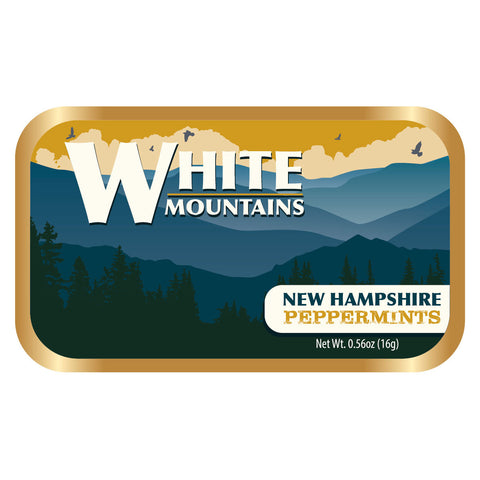 White Mountains New Hampshire - 1553S