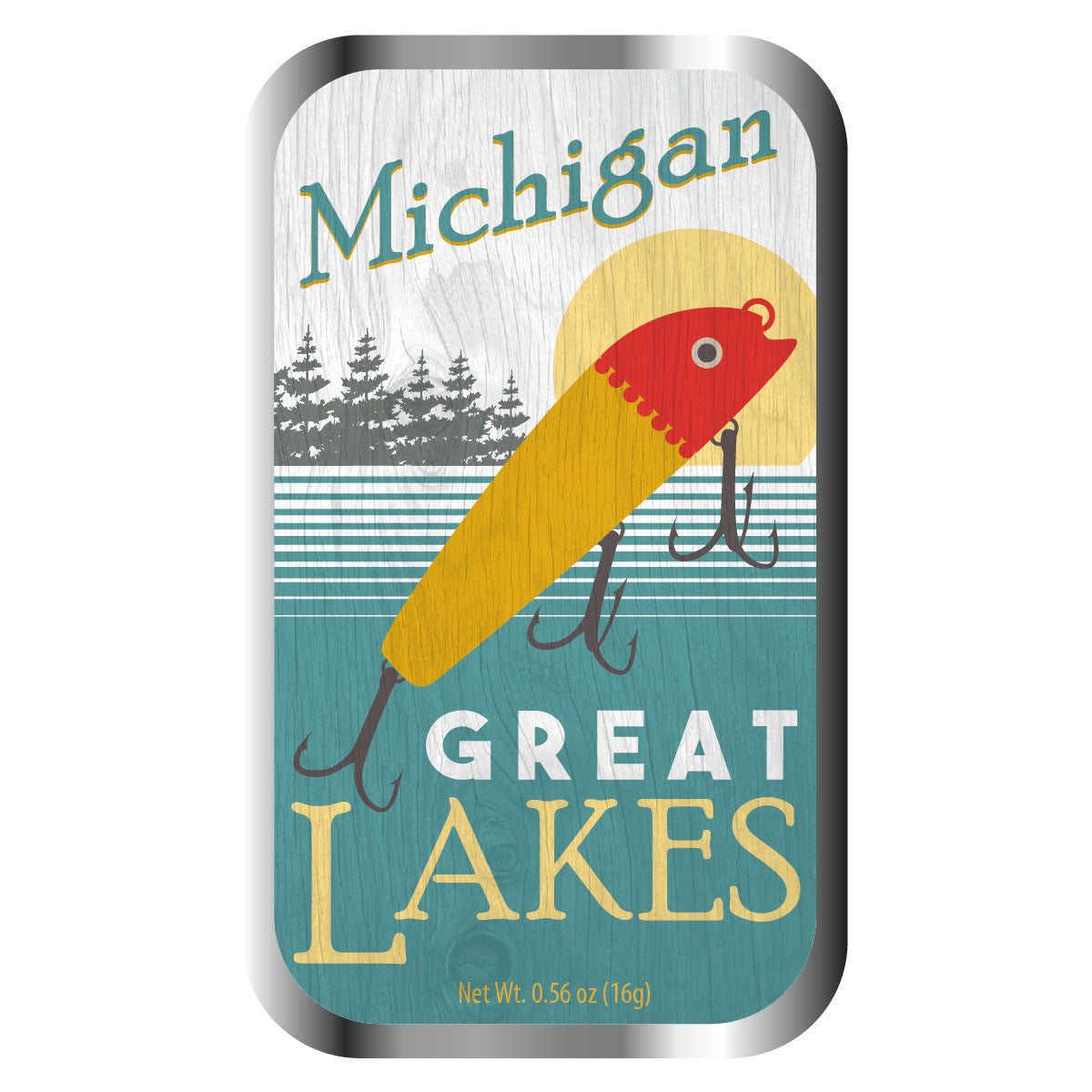 Fishing Lure Michigan - 1562S