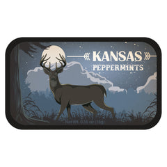 Deer Moonlight Kansas - 1571S