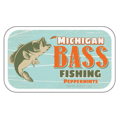 Bass Fishing Michigan - 1583S