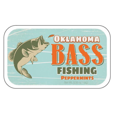 Bass Fishing Oklahoma - 1583S
