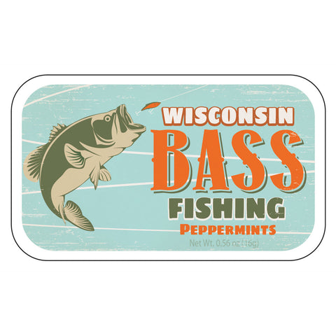 Bass Fishing Wisconsin - 1583S