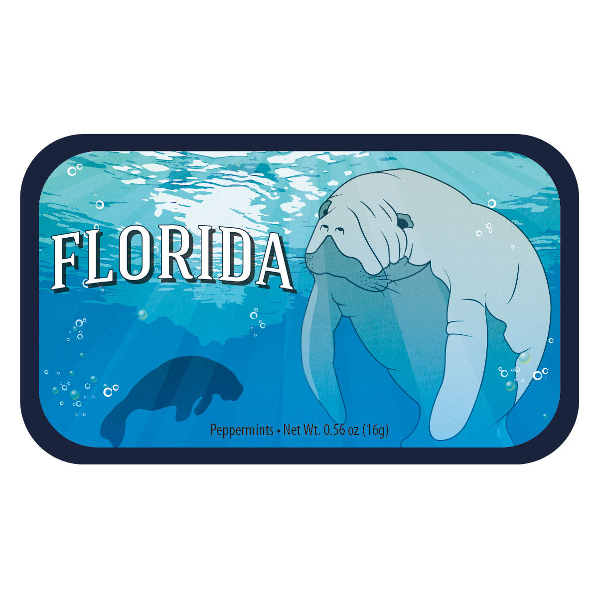 Manatee Waters Florida - 1584S