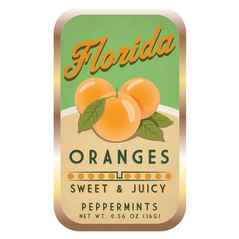 Sweet Oranges Florida - 1586S