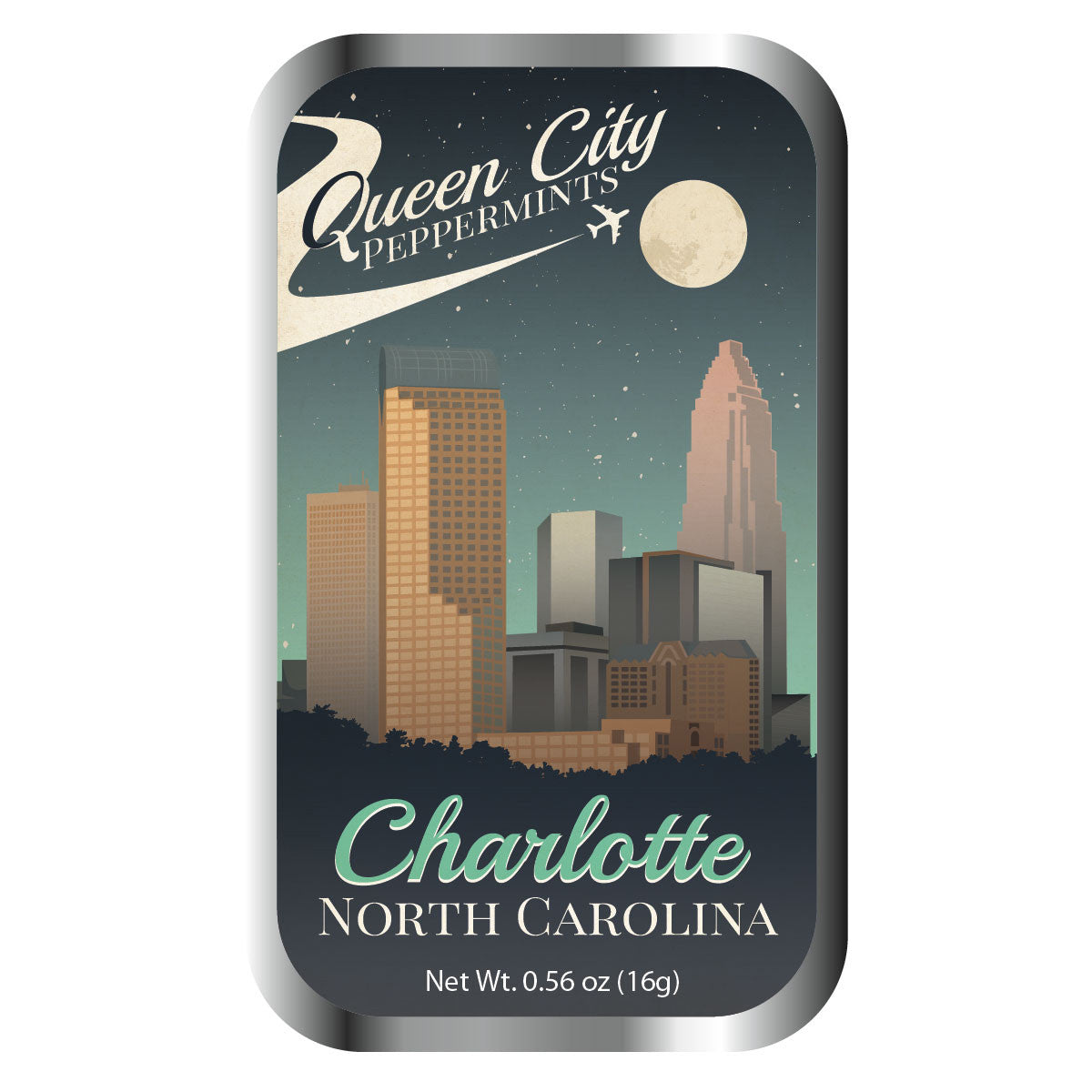 Queen City North Carolina - 1594S