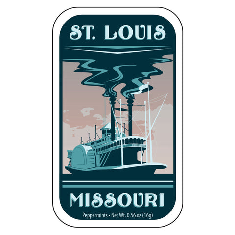 Riverboat Missouri - 1595S