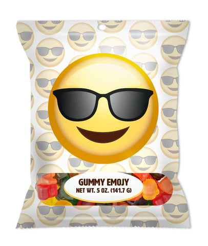 Emoji Digi Bags | AmuseMints Sweets and Snacks - USA-Made Mints