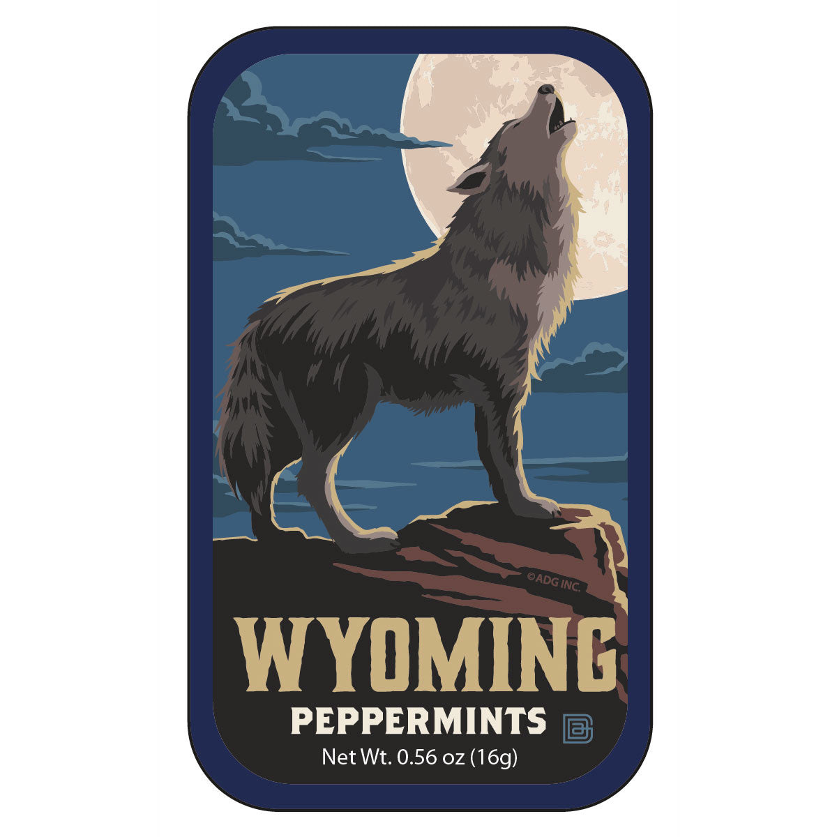 Lone Wolf Wyoming - 1649A