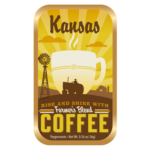 Farmland Coffee Kansas - 1650A