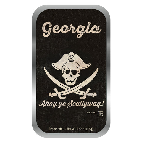 Pirate Flag Georgia - 1651A