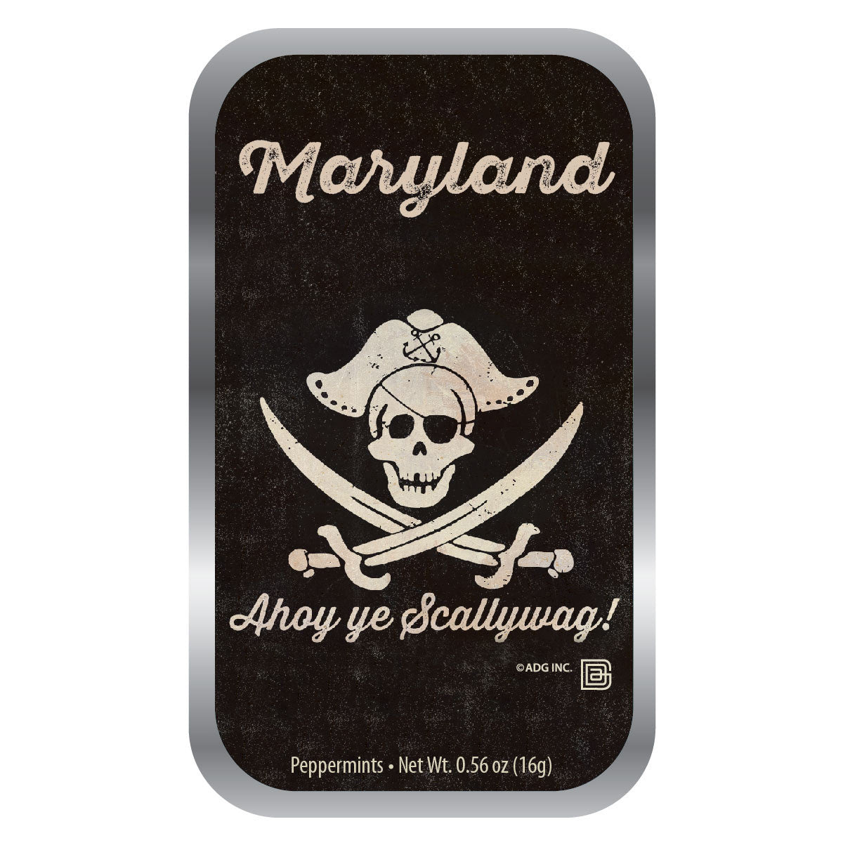 Pirate Flag Maryland - 1651A