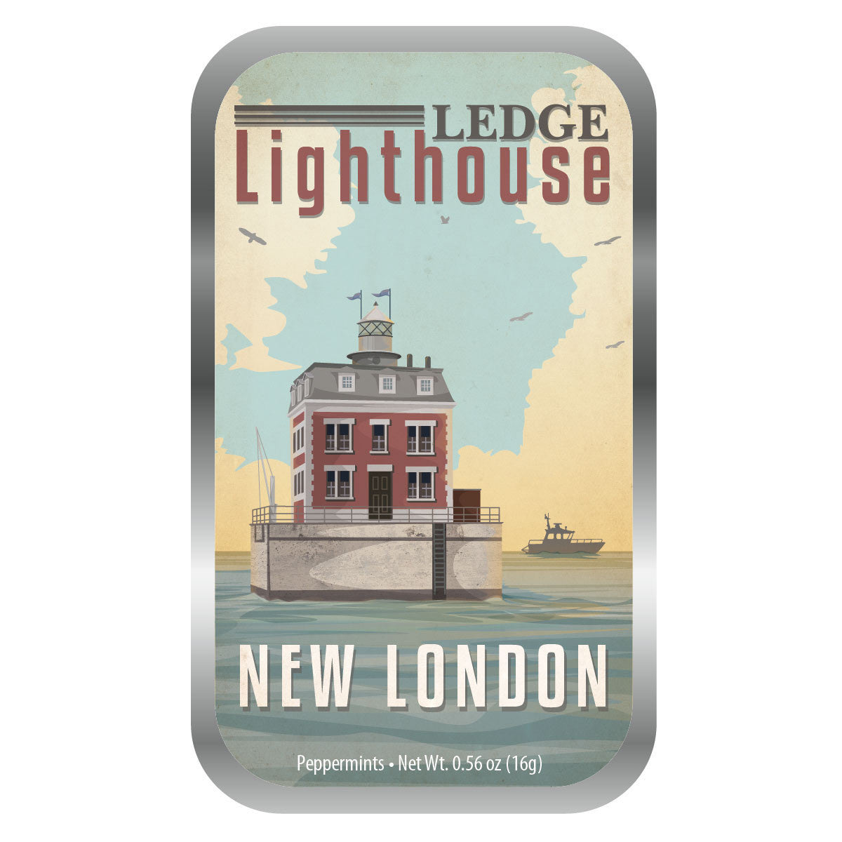 Ledge Lighthouse - 1696S