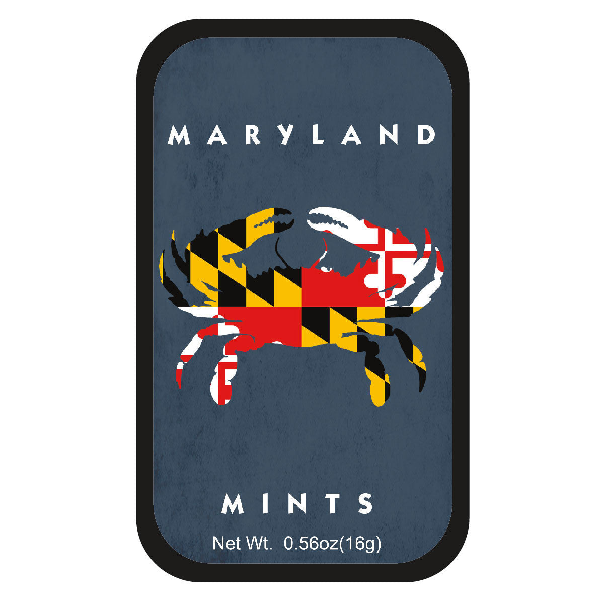 Blue Crab Maryland Flag - 1801S