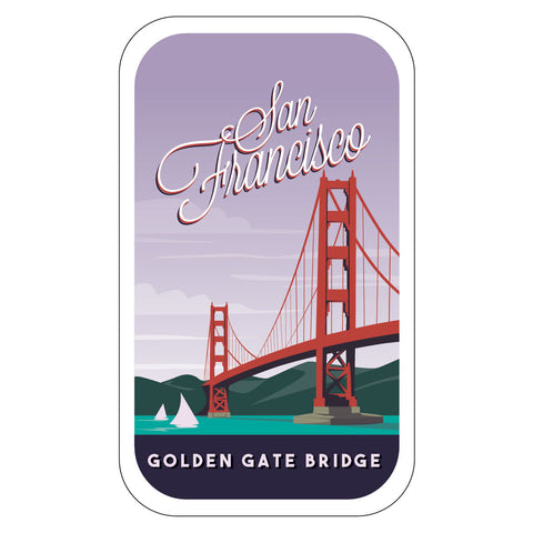 Golden Gate Bridge - 1872S