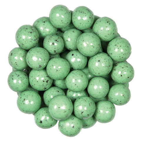 Peppermint Malt Balls