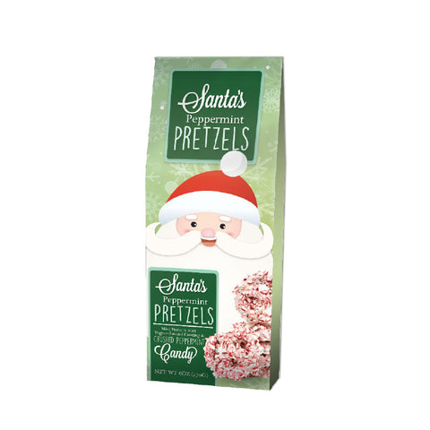 Friendly Santa Gable Box (4oz.)