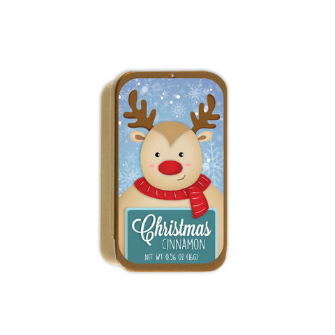 Friendly Reindeer Slyder Tin