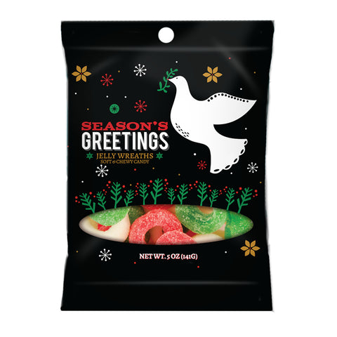 Season's Greetings Dove - 5oz. Digi Bag