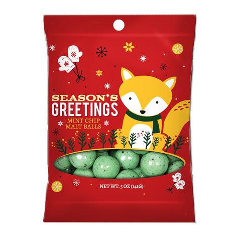 Season's Greetings Fox - 5oz. Digi Bag