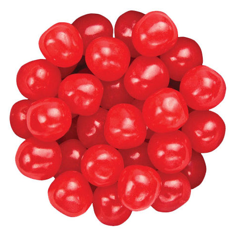 """Reindeer Noses"" Cherry Sours"
