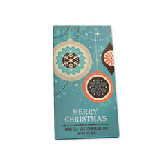 Hanging Ornament Blue 3oz. Wrapper Bar