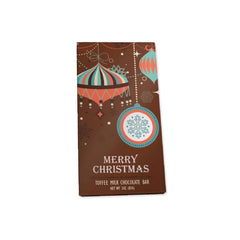 Hanging Ornament Brown 3oz. Wrapper Bar