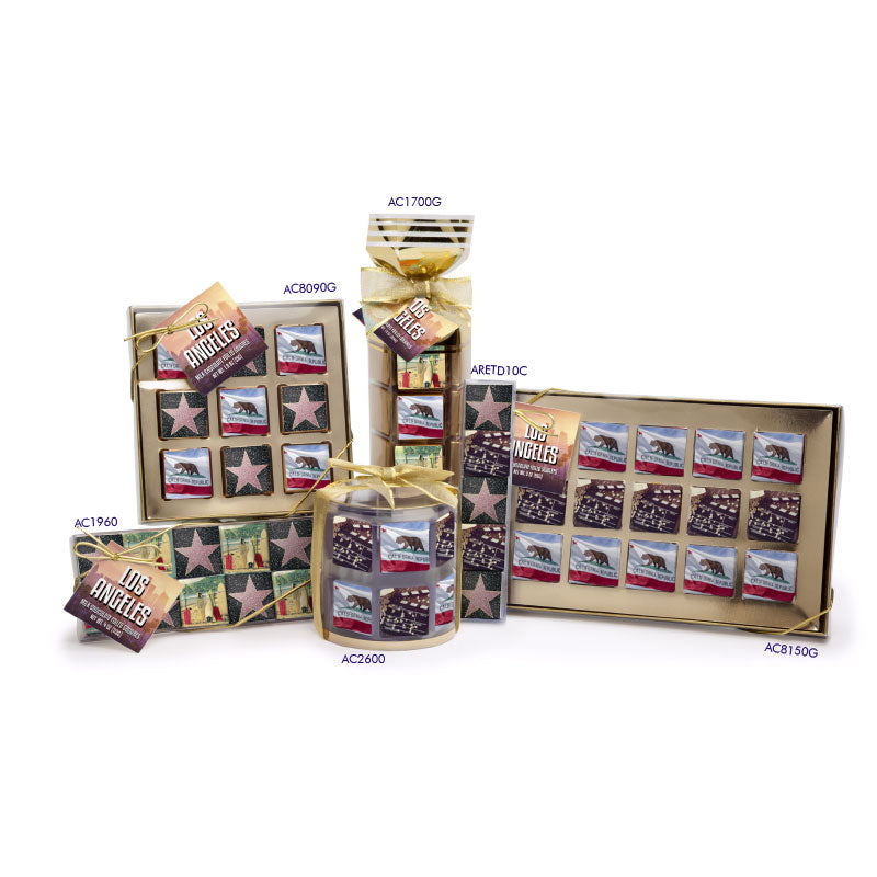 California Foil Gift Sets