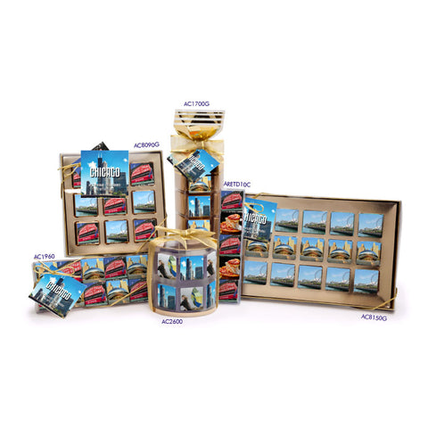 Chicago Foil Gift Sets