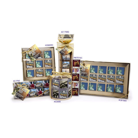 New York City Foil Gift Sets