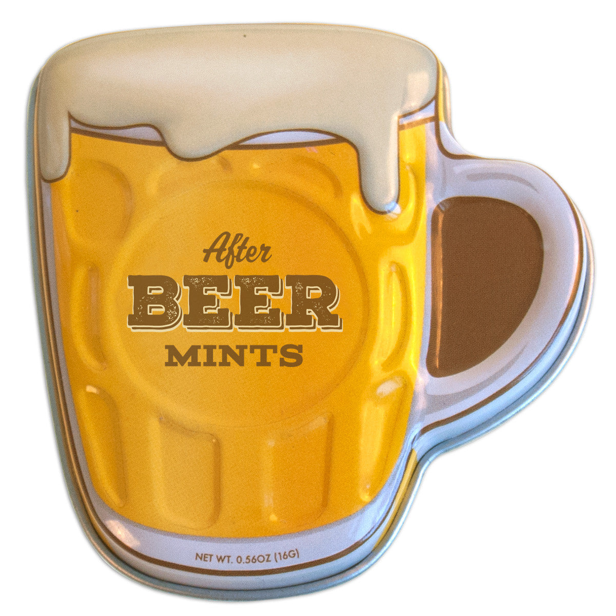 Beer Mug Shaped Tin - MTR5070F