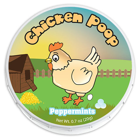 Chicken Poop Mints - 0783P