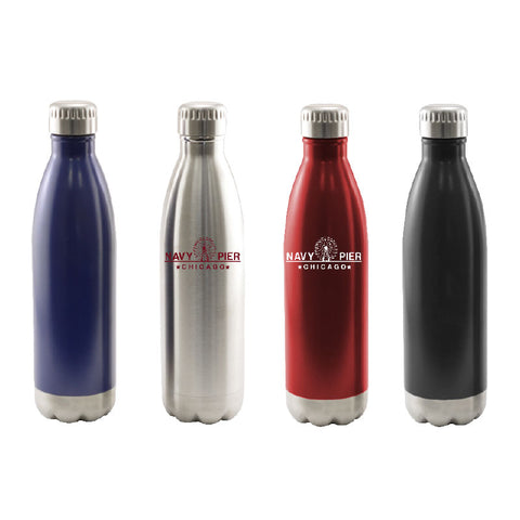 17oz. Vacuum Sealed Tumbler