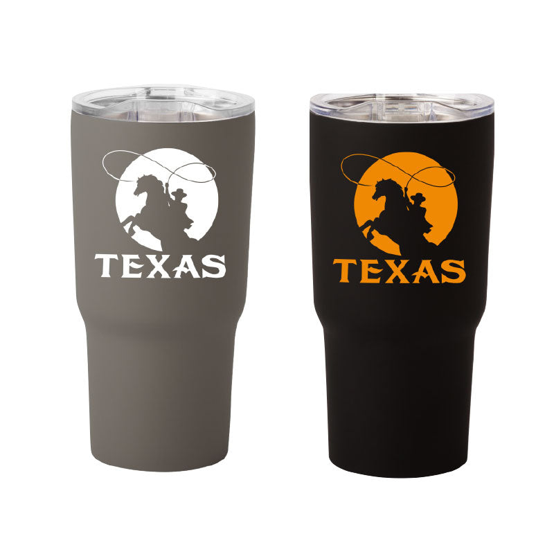 20oz. Soft Touch Tumbler