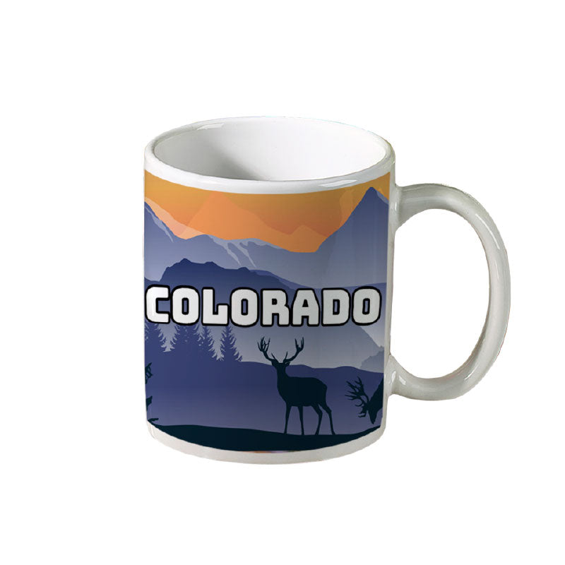 11oz. Full Color Mug