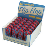 Lobster Flip Flop Shaped Tin - MTR4057F