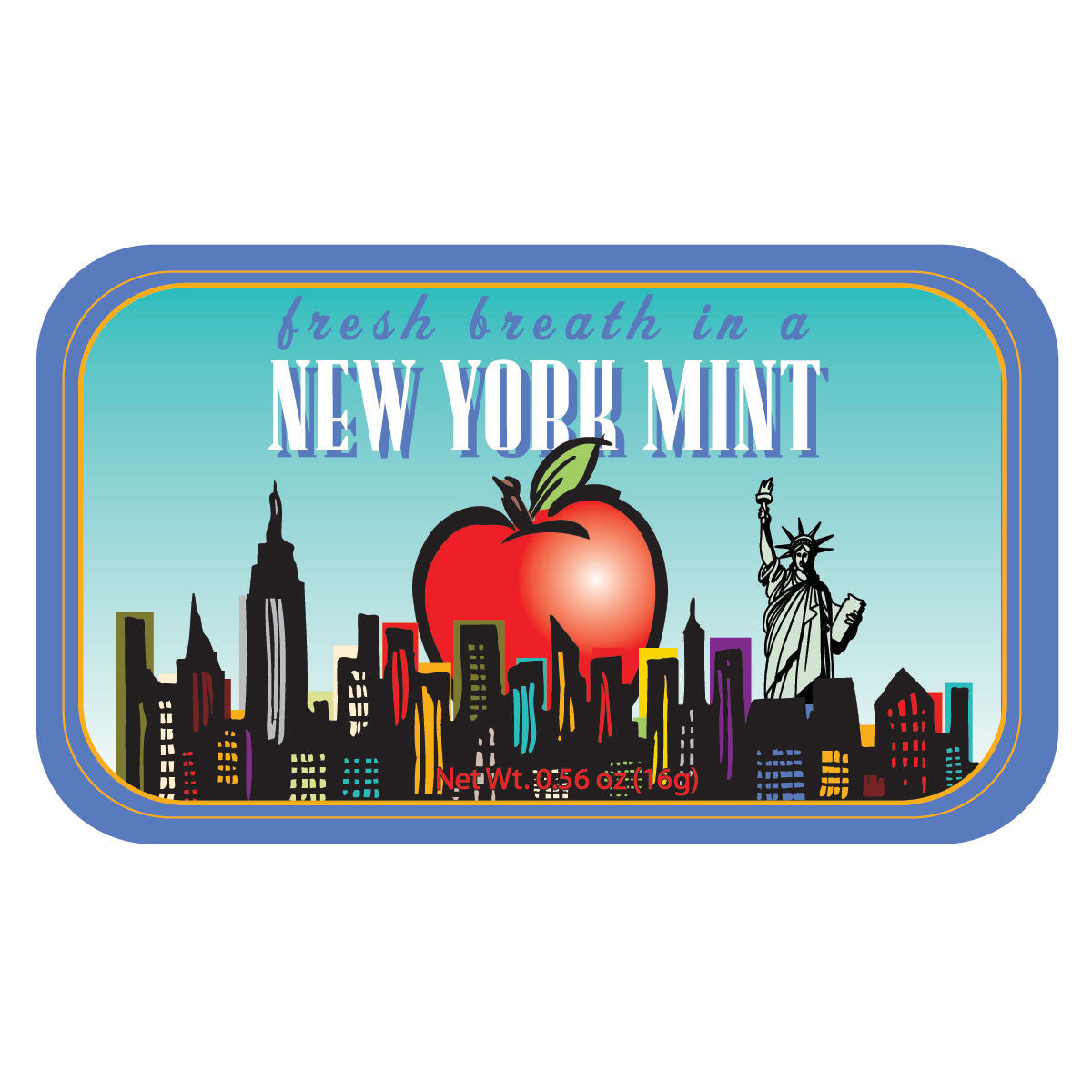 New York Skyline - MTR1003F
