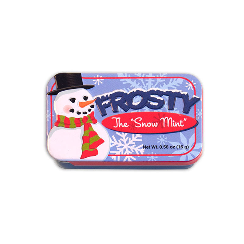 Frosty Mints Slyder Tin