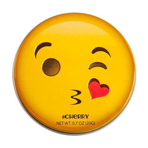 Emojy Cherry Shaped Tin - MTR8002F
