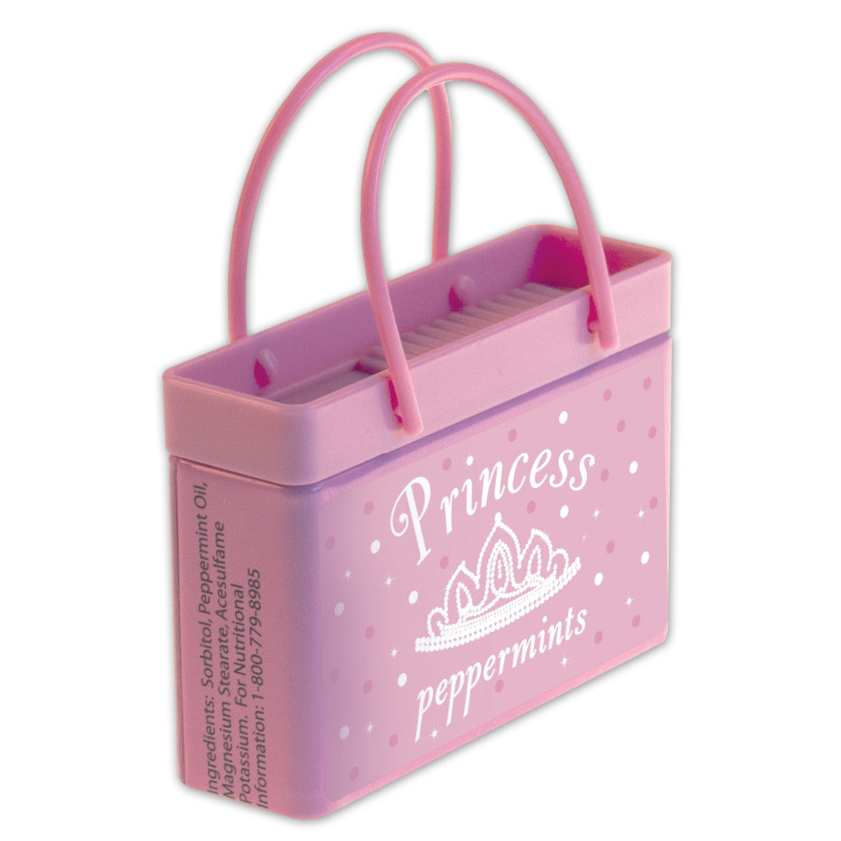Princess Shopping Bag Shaped Tin - 0124S