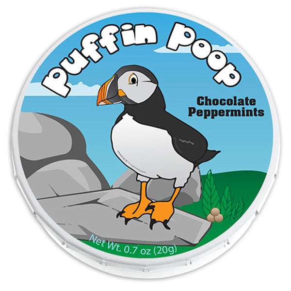 Puffin Poop Mints - 0855P